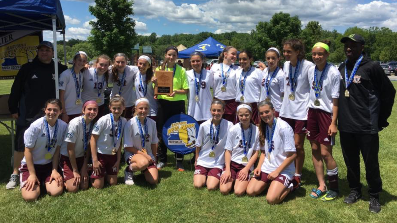 The G2003 Fury are State Cup Champions!